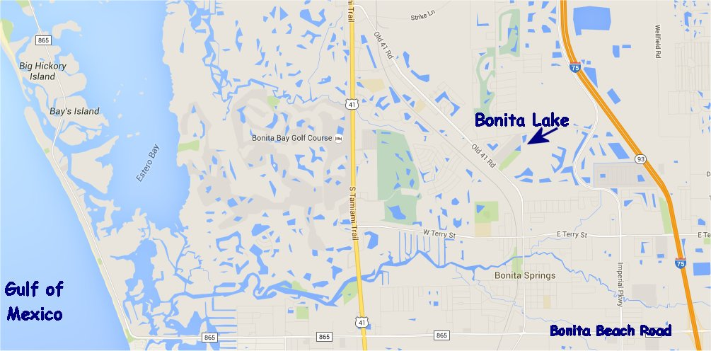 Bonita Lake Rv Resort Bonita Springs Fl